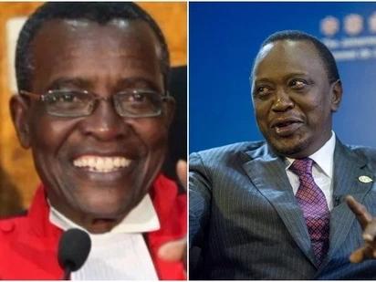 Wakenya wapongeza mkutano huu wa Uhuru na Jaji Maraga katika Ikulu