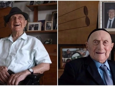 Rest in peace! World's oldest man who lived through two world wars dies aged 113