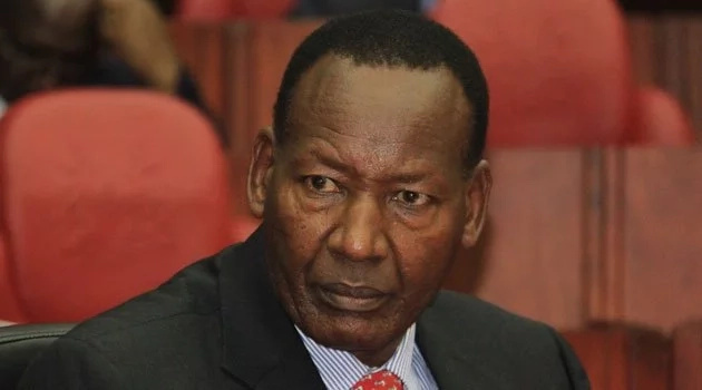 Uhuru says what he will miss the most about the late Nkaissery in emotional tribute