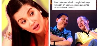 Hindi niya talaga inurungan! Kris Aquino sent a strong message to a basher who wanted her brother Noynoy Aquino imprisoned by Duterte!