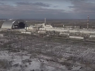 Gigantic Shield Over Chernobyl Will Protect The World From Its Radiation