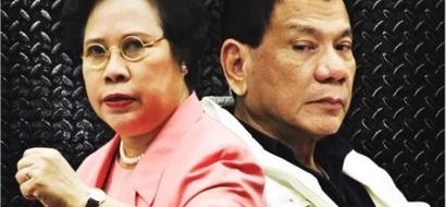Miriam Santiago to Duterte: Sign waiver