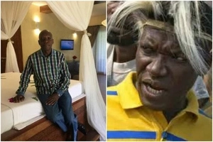 Kenyans demand to see Boni Khalwale's Mpango wa Kando after posting this photo