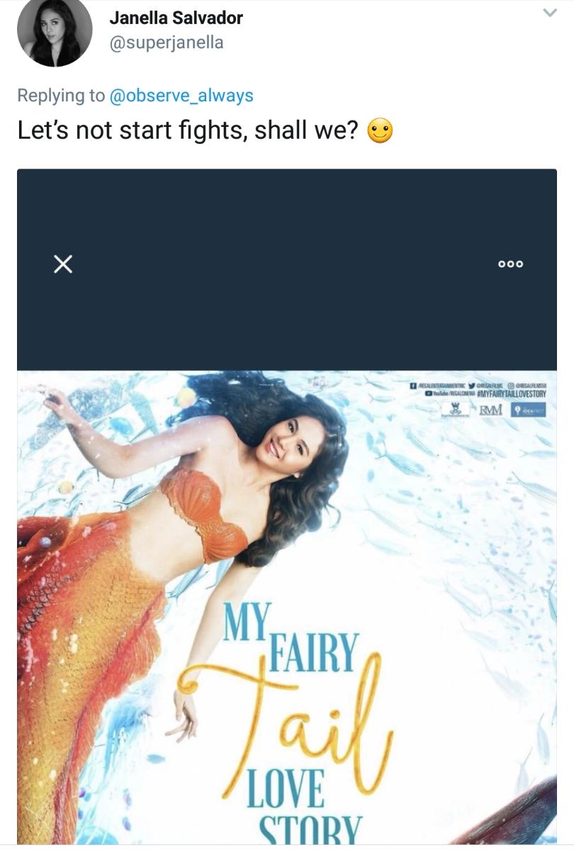 Netizen, pinagbintangan si Janella Salvador sa hindi pagpromote ng movie with Elmo Magalona sa kaniyang Twitter!
