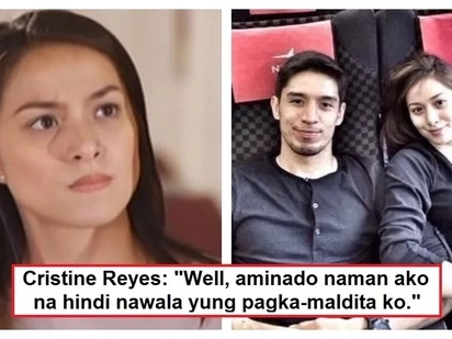Yan ang honest sumagot! Cristine Reyes breaks her silence on allegations that she is 'maldita'