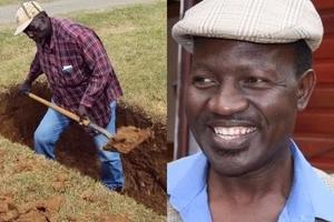 Kutana na mchimba MAKABURI wa zamani ambaye sasa ni mgombea mwenza wa URAIS