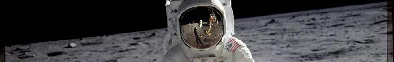 47 años del primer alunizaje: el hombre en la Luna