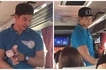Biyaheng forever! Photos of handsome bus conductor leave netizens swooning