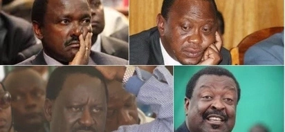Uhuru and Raila did not inspire at all in the just ended campaigns