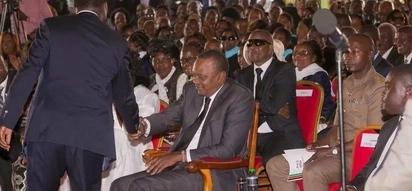 Kenyans noticed something odd after Raila and Uhuru Kenyatta shook hands amid political tension