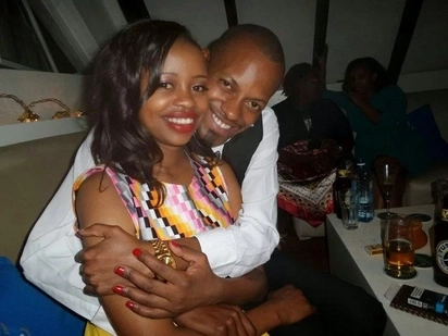 Tina Kaggia swiftly reacts after learning her ex has moved on with another lady