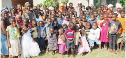 65-year-old man has 13 wives, 10 girlfriends and 176 children
