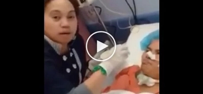 Netizens commend OFW who takes care of sick Pinay employee in Kuwait