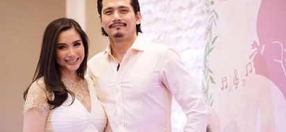 Mariel and Robin excited over baby, calls her 'miracle child'