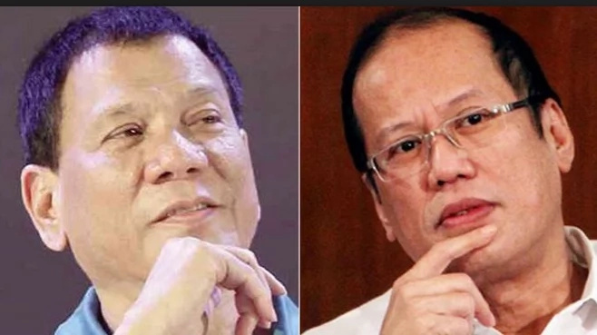 Duterte, jail Aquino - students
