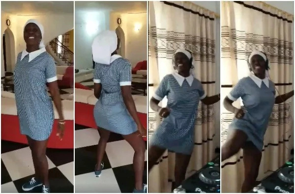 Singer Akothee shows everyone her underwear in raunchy dance (photo,video)