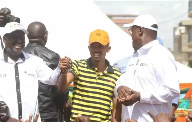 Raila's Tononoka rally to be 'disrupted'
