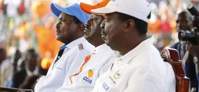 Some of the evidence that Raila will table in court to show that Uhuru's win was computer generated
