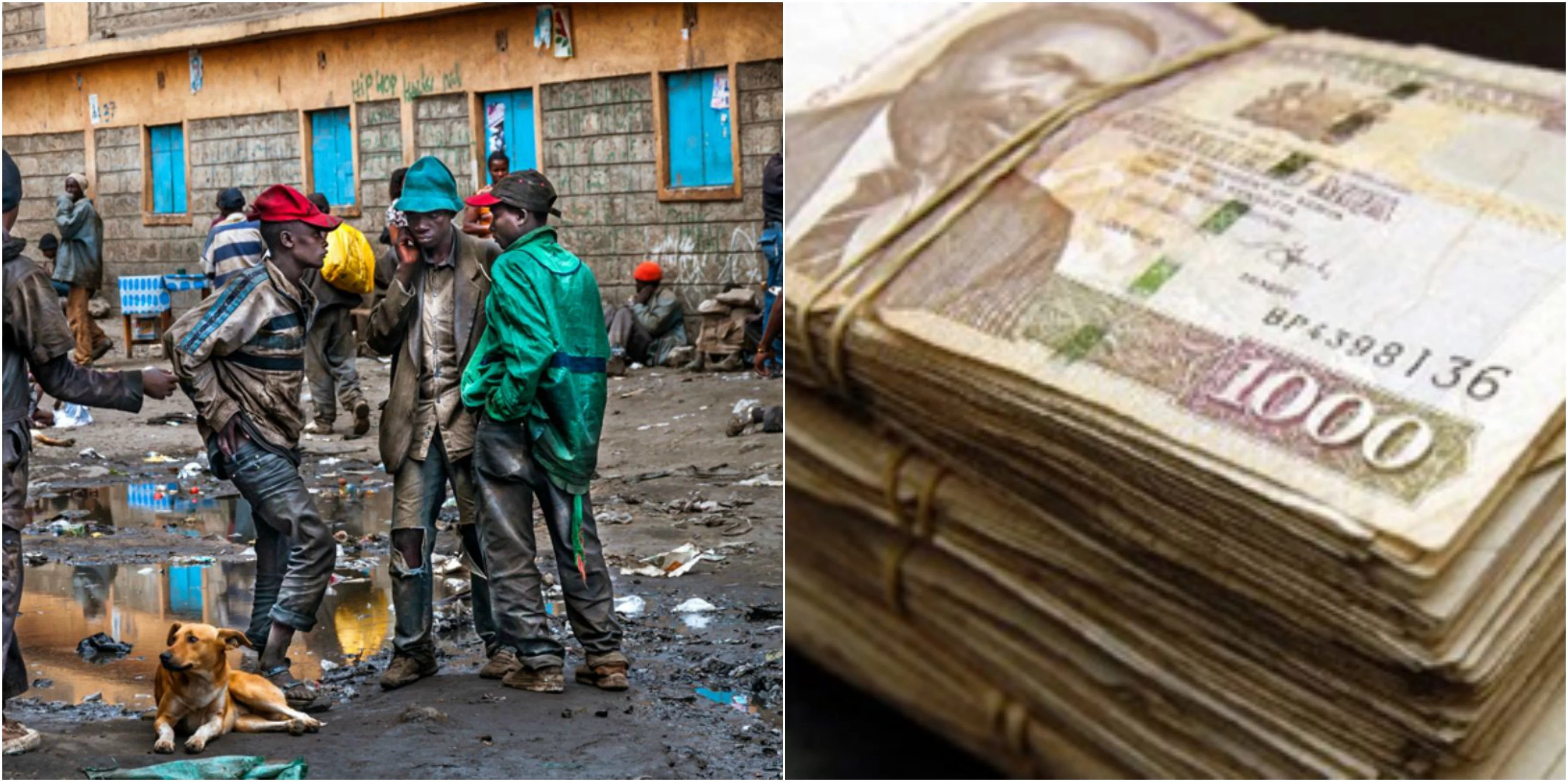 Wow! Hungry street kid returns N600,000, his reasons will shock you (photo)