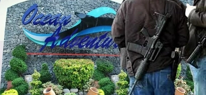 Employees in fear of their lives as 70 armed men hold Subic Ocean Adventure under siege