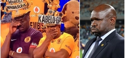 Kaizer Chiefs coach Steve Komphela's CV: Meet the king of 'dololo'