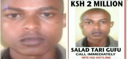 Moi University student in al-Shabaab most wanted list surrenders to police