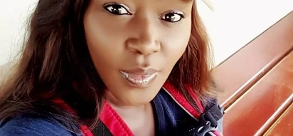 It's my child not yours - Terryanne Chebet forced to a mean response to irate fan and TUKO.co.ke has the details