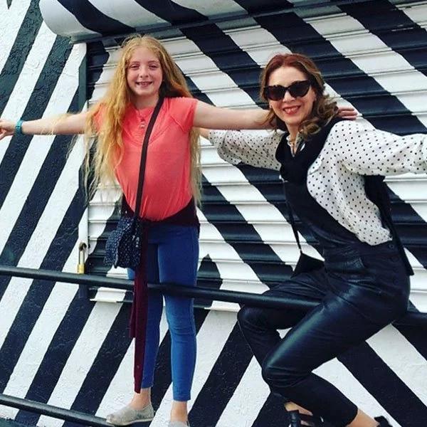 Así luce la hermosa hija de Edith González en Instagram