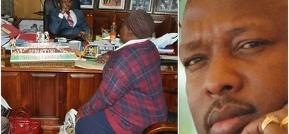 Nairobi Senator Mike Sonko makes a HUGE statement to bitter rival Peter Kenneth with this move