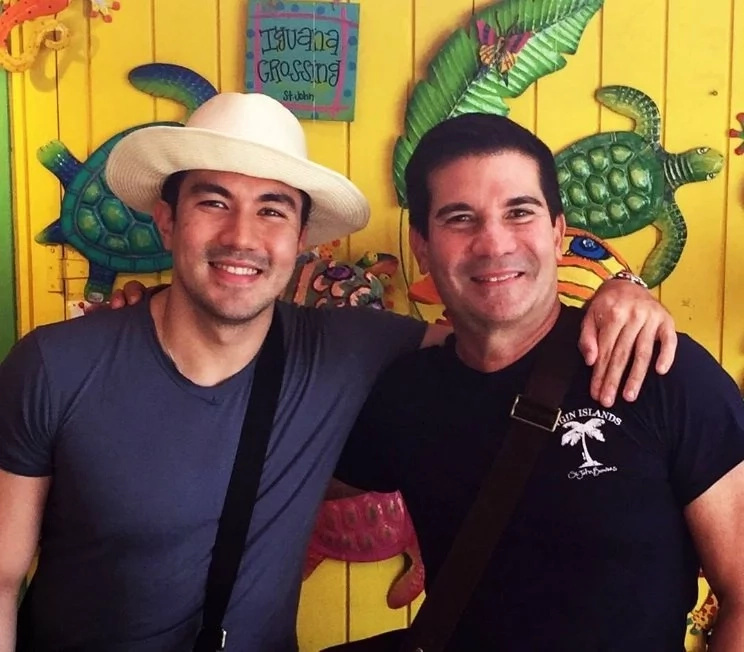 """Edu Manzano admits he's not yet ready to have an """"apo"""" with Luis Manzano and Jessy Mendiola"""