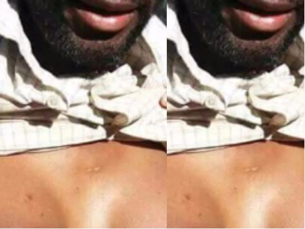 This man wakes up with huge chest after messing with a married woman