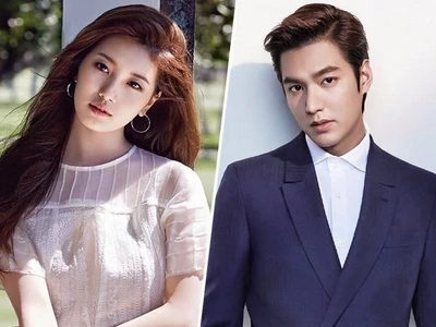 Beautiful couple Lee Min Ho, Bae Suzy out to break hearts with their marriage