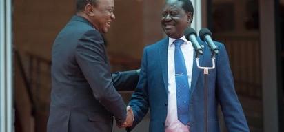 NASA finally recognises Uhuru's presidency, suspends People's Assembly process after Uhuru-Raila deal