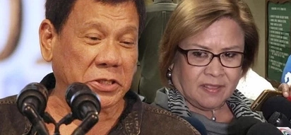 Tough Duterte bluntly insists De Lima will go to jail, gives go signal for filing of cases