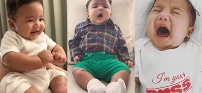 7 times Baby Seve is so 'chaba' that you can't resist wanting to pinch his cheeks
