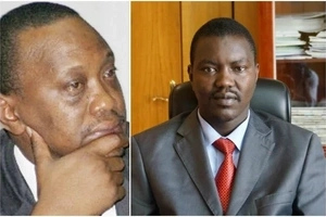 State House speaks after reports that a governor threatened Uhuru during his Rift Valley tour