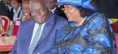 Hii ndiyo sababu iliyomfanya mamake Uhuru kulia kila siku hadi alipolala