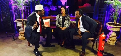 Miguna reveals who told him to say all those NASTY things to Esther Passaris on JKL
