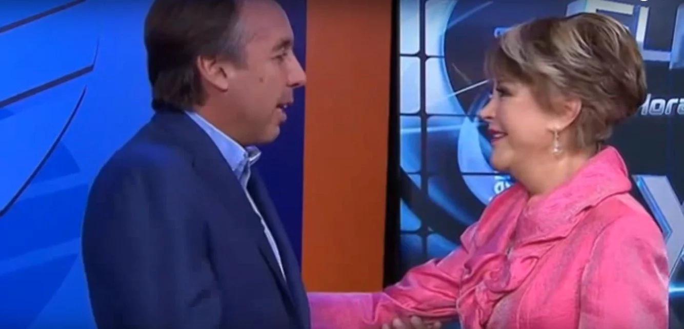 Así fue la despedida de Lolita Ayala en Televisa