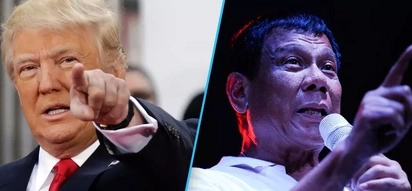 President Duterte publicly challenges Donald Trump to a boxing match. Find out why.