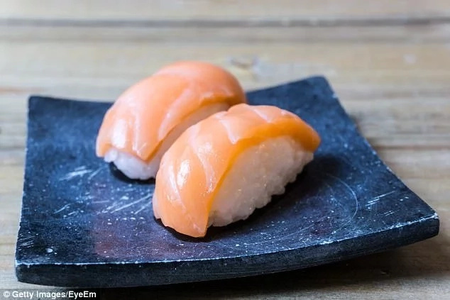 Girl finds tapeworm in tummy after eating sashimi