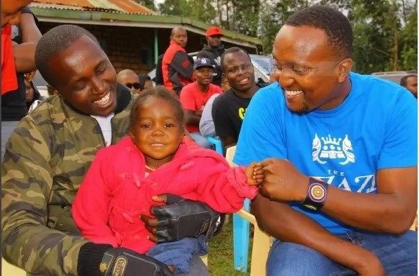 Mzazi Willy M Tuva aliguza nyoyo za wakazi wa Bungoma wikendi, tazama alichofanya