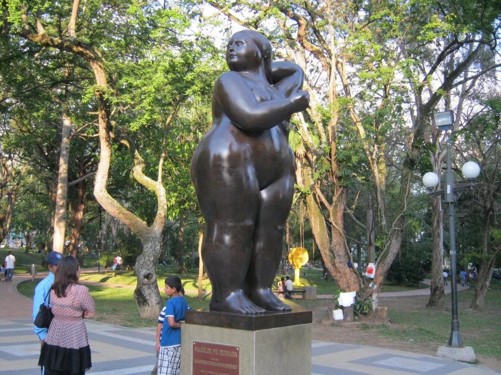 Museo de Antioquia, arreglará la escultura de Botero