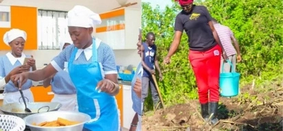 Akothee's domestic workers earn more than a primary school teacher
