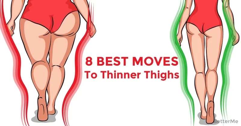 8 best moves to thinner thighs