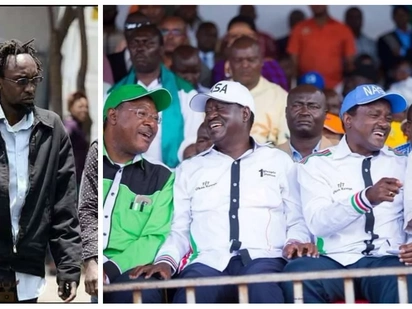 Uhuru Park is taken - Nairobi Business Community tells NASA ahead of swearing-in