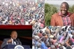 Ruto aipapura Jubilee vibaya katika ngome ya Uhuru (video)