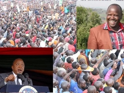 Ruto's hard-hitting anti-Jubilee speech during NASA rally in Eldoret that is trending (video)