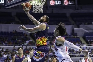 Rain or Shine beats San Miguel by 25 to enter PBA Finals