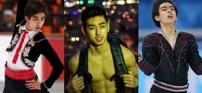 Pinoy Olympic skater Michael Martinez is the new #boyfriendgoal as he shows off jaw-dropping physique